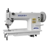 China Heavy Duty Top and Bottom Feed Lockstitch Sewing Machine for sale