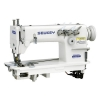 China High Speed Three Needle Chainstitch Sewing Machine with Puller for sale