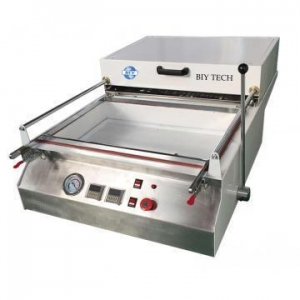 China small vacuum thermoforming machine for DIY on sale