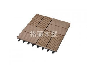 China Product: WPC DIY tiles on sale