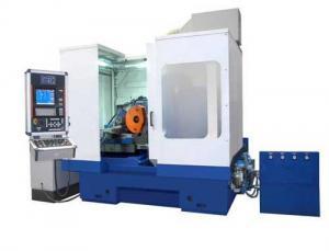 China CNC WORM WHEEL GEAR GRINDING MACHINE supplier
