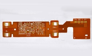 China Automotive LED Lighting Flex Circuit FPC Flex PCB on sale