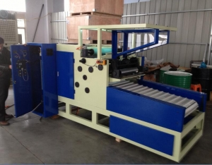 China China High Speed Aluminium Foil Rewinding Machine Line on sale
