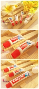 China Hotel dental kit Wholesale Colgate toothpaste for home and travel on sale