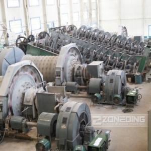 China Magnetite Iron Ore Beneficiation Plant on sale