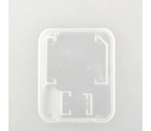 China SD Card Micro SD Plastic case with Adapter Slot on sale