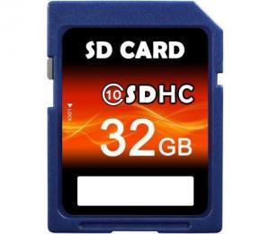 China SD Card SDHC Card 32GB Class 10 on sale