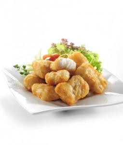 China Deep Fried Foods 20g Tempura fish cocktail on sale