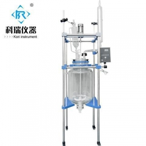 China 200L Pilot plant Reactor with Ex-proof Motor on sale