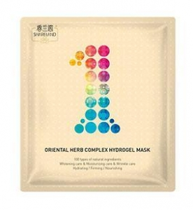 China Skin Care Shareland Oriental Herb Complex Hydrogel Mask on sale