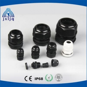 China Nylon Cable Gland M thread Nylon Cable Gland (divided structure) on sale