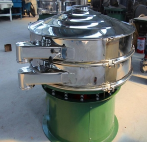 China vibratory separator screen/vibrating sifter screen/circular powder screen on sale