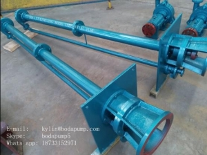 China Long Axis Submerged Pump on sale