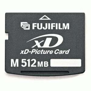 China HS-Fuji 512MB xD Picture Card Type M Memory Card on sale