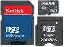 China HS-Sandisk 2GB Micro SD Card Memory Card on sale