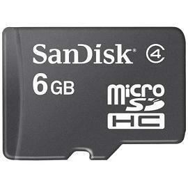 China HS-Sandisk 6GB Micro SDHC Card Memory Card on sale