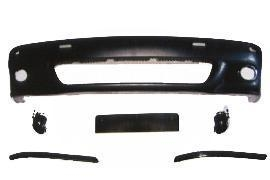 China E39 FRONT BUMPER + MESH GRILL 2000-2003 supplier
