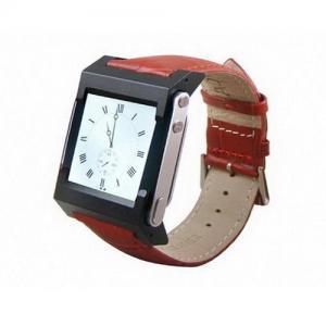 China Nano6 Watch Band i013L leather Watch Band on sale