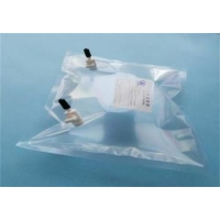 Dupont Tedlar PVF Gas Sampling Bags with PTFE straight On/Off dual-valve (air sample bag)