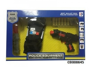 China Boy Toys RC simulation police car on sale