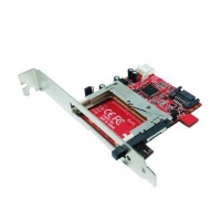 China Card Readers Awesome SATA  CF Bridge Adapter With PCIe Brackets【AWD-ST-123CF】 on sale