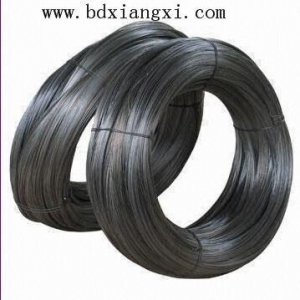 China black annealed iron wire(binding wire) on sale