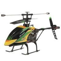 "V912 16"" Large Metal Gyro RC Helicopter (Yellow)"