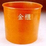 China Plastic water bucket 1000L on sale