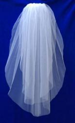 China Sewing Beads Bridal Veil [VA] on sale