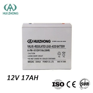China AGM 12V 17AH Battery on sale