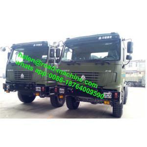 China All Wheel Drive Styer Axle Sinotruk Dumper Truck on sale