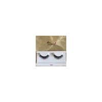 19# Factory Price Competitive Price clear band false eyelashes hand made premium lashes human hair e