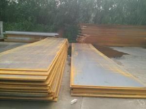 China st37 steel brinell hardness steel plate on sale