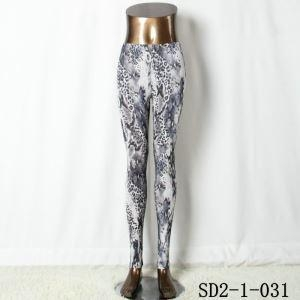 China Knitting Leopard-print Leggings New animals tiger snake design printed 3d leggings on sale