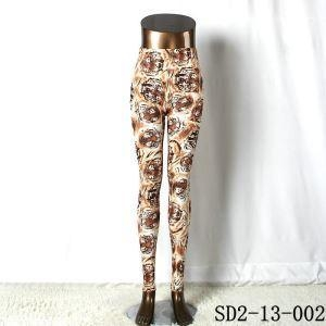 China Knitted Animal Leggings Wholesales Customize tiger printed leggings outdoor leggings on sale