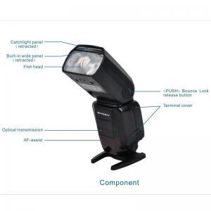 China Bluetooth headset & speaker SN600FGZ Speedlite For Pentax on sale