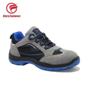 China TPU outsole material steel toe work shoes on sale