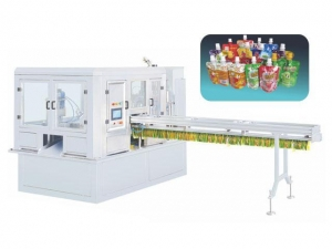 China SYZX-AA standing pouch Filling Capping Machine supplier