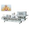 China SYCFD-4 automatic rice pudding filling and sealing machine for sale