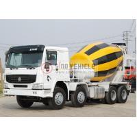 HOWO 16cbm Concrete Mixer Truck