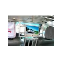 12 inch car advertising machine   taxis fence ad player