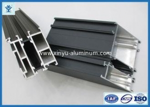 China Different Types Aluminum Profile Double Glazed Sliding Windows Aluminium Window and Door supplier