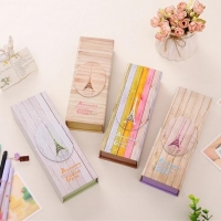 China Paper Pencil Case Deformable Pencil Case on sale