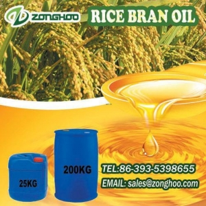 China Nutritional Vegetable Oils Rice Bran Oil on sale
