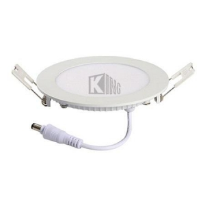 China LED Round Panel Light 6 Inch Dimmable 12W Color Changing LED Panel Lights on sale