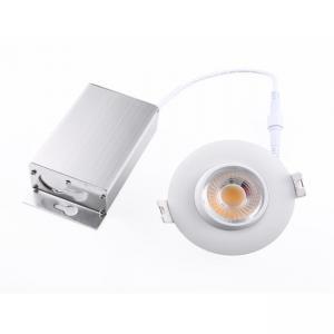 China LED Recessed Lighting CCT Adjustable Led Gimbal Light 8W Driver Box on sale