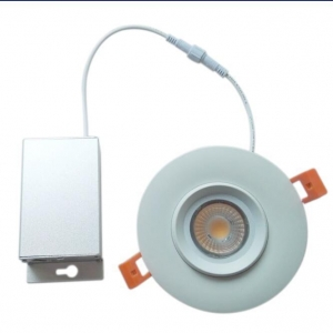 China LED Recessed Lighting 4 Inch Recessed Led Gimbal Eyeball Light 12W on sale