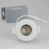 China LED Recessed Lighting Eyeball Light Fixture 8W 3inch Dimmable for sale