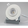 China LED Recessed Lighting LED Recessed Ceiling Eyeball Can Lights 3 Inch for sale