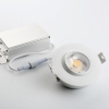 China LED Recessed Lighting Gimbal Led Eyeball Can Light 3 Inch Dimmable for sale